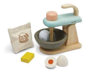Stand Mixer Set - Plantoys