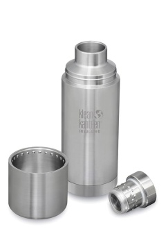 TKPro Termos 750 ml - Brushed Steel - Klean Kanteen