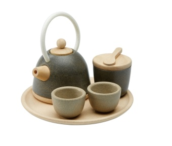 Oriental tea set - Plantoys