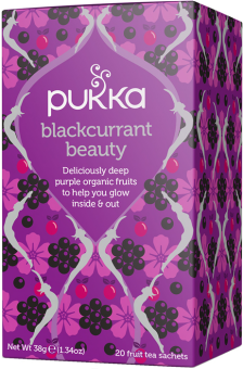 Te Blackcurrant Beauty - Pukka