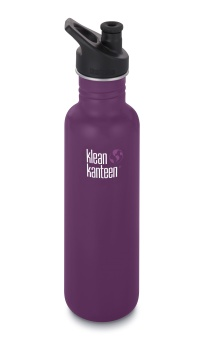 Classic 800 ml - Winter Plum - Klean Kanteen