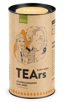 EARLY GREY TEARS - Silverglimmande Earl Grey