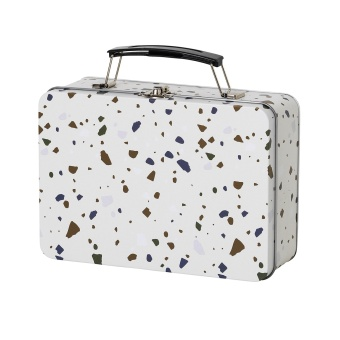 Lunch Box Terrazzo - Grey - Ferm Living