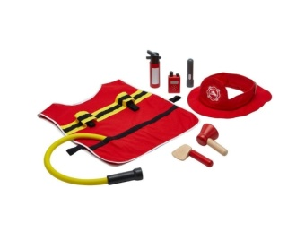 Fire Fighter Play Set - Plantoys