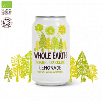 Whole Earth -   Lemonade - Ekologisk Läsk