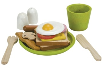 Breakfast Menu - Liten - Plantoys