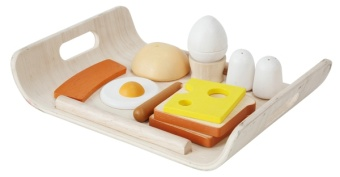 Breakfast Menu - Stor - Plantoys