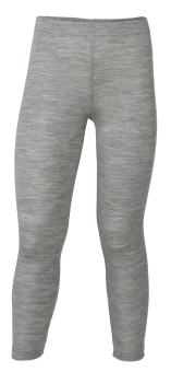 Tunna leggings/long johns - Ull/Silke - Engel