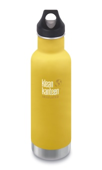 Insulated Classic 592ml - Lemon Curry -  Klean Kanteen