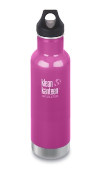 Insulated Classic 592ml - Wild Orchid - Klean Kanteen