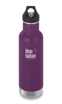 Insulated 592ml - Winter Plum - Klean Kanteen