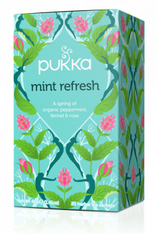 Mint Refresh - Pukka
