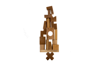 Stapla Torn - Natur - Wooden Story
