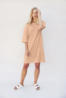 Ricky Oversized Dress - Woman - I Dig Denim