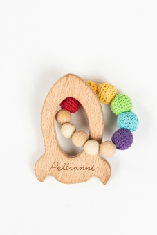 Rocket teether Pride - Pellianni