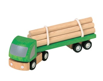 Logging Truck - Plantoys