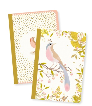 Little Notebook - Djeco Lovely Paper