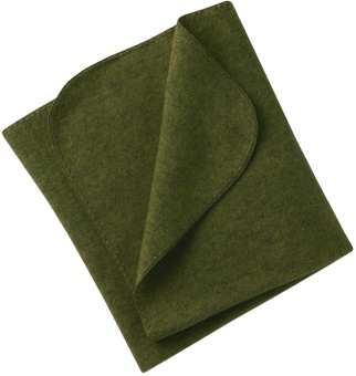 Wool Fleece Blanket - Engel