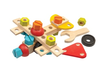 Konstruktions set - Plantoys