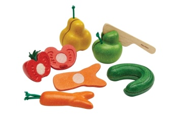 Wonky Fruits & Veg - Plantoys