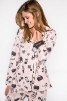 PJ Salvage Pyjamas Flanell