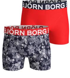 Björn Borg boxer shorts Fiji flower 2-pack