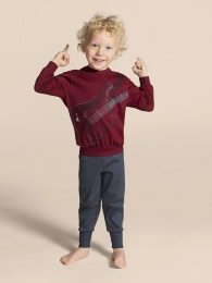 Calida Toddlers Rockstar Pyjamas
