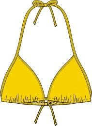 Damella Bikinibh triangel