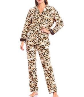 PJ Salvage  Flanell Pyjamas