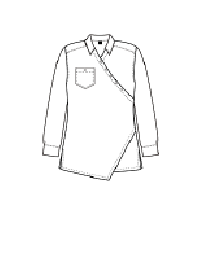 Cotonel skjorta