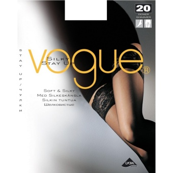 Vogue Silky Stay up 20 den