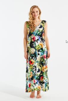 Cotonel Maxi dress klänning