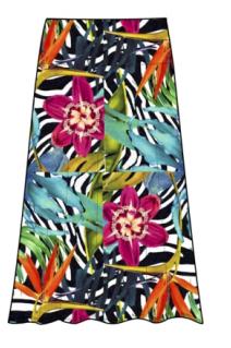 Cotonel kjol
