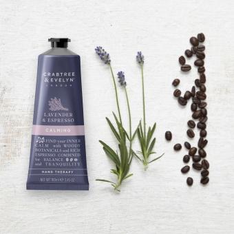Crabtree & Evelyn Handkräm Lavender & Espresso