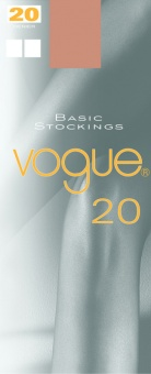 Vogue Basic stockings 20 den