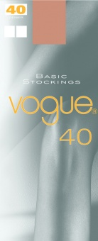 Vogue Basic Stockings 40 den