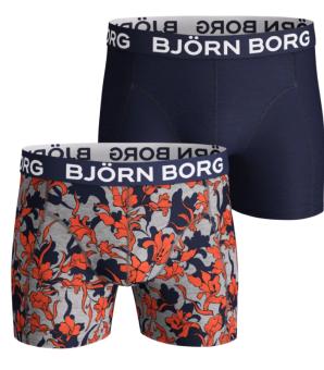 Björn Borg 2.pack kalsonger BB Vintage flower