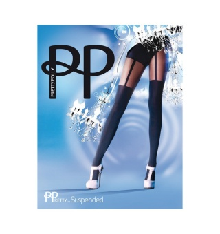 Pretty Polly Suspender
