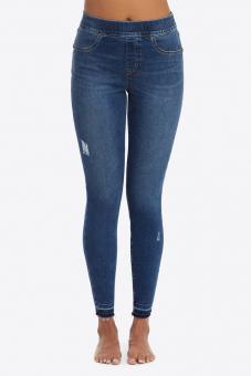 Spanx jeans Distressed skinny