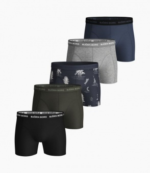 Björn Borg Winter Print Essentials boxer