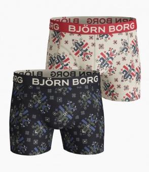 Björn Borg Herr Boxershorts 2-pack