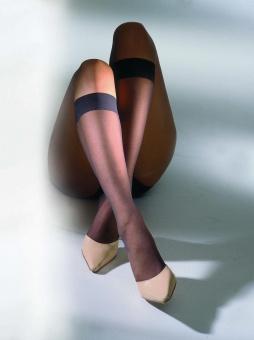 Vogue Silken Sheer knee 2-pack