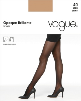 Vogue Opaque Brillante strumpbyxa