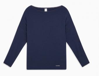 Calvin Klein Pyjamaströja med långärm