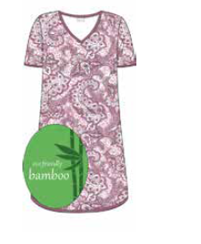 Damella nattlinne i bamboo