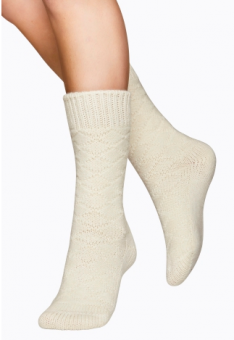 Vogue Frozen Alpaca socka