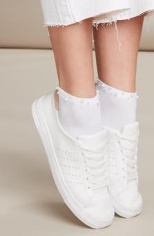 Vogue ankelsocka Pearl sneakers