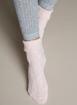 Vogue Cashmere blend socka