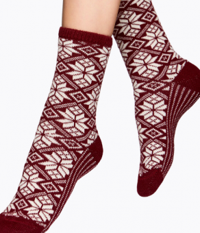 Vogue Wool socka