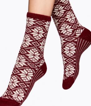 Vogue Wool socka